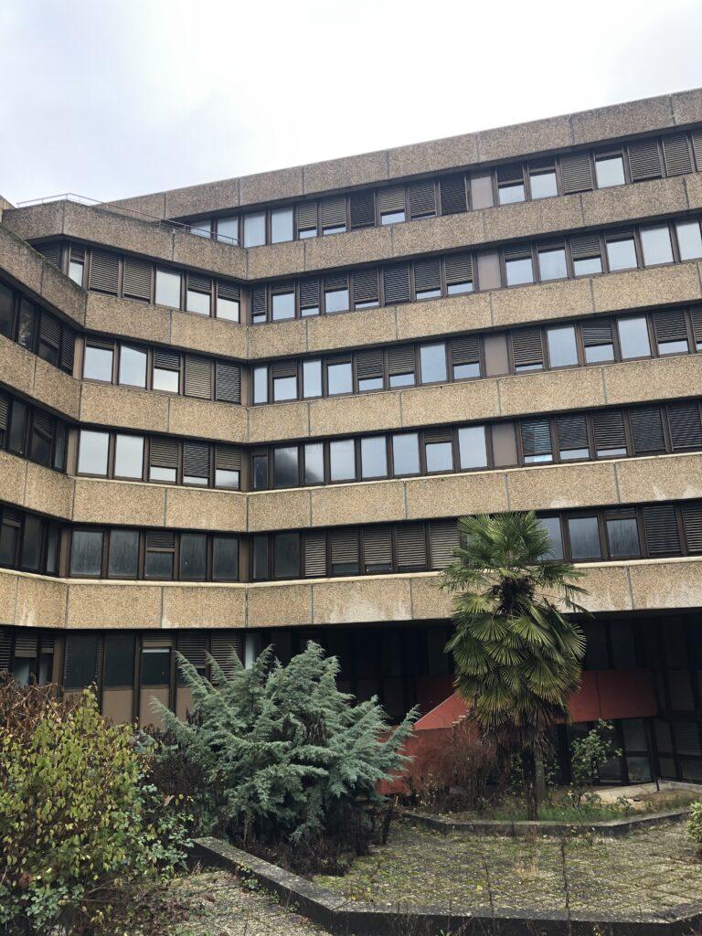 Rehabilitation ex-site carsat lcdp